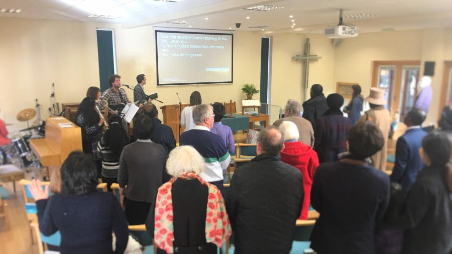 Sunday Service 4th Feb 2018